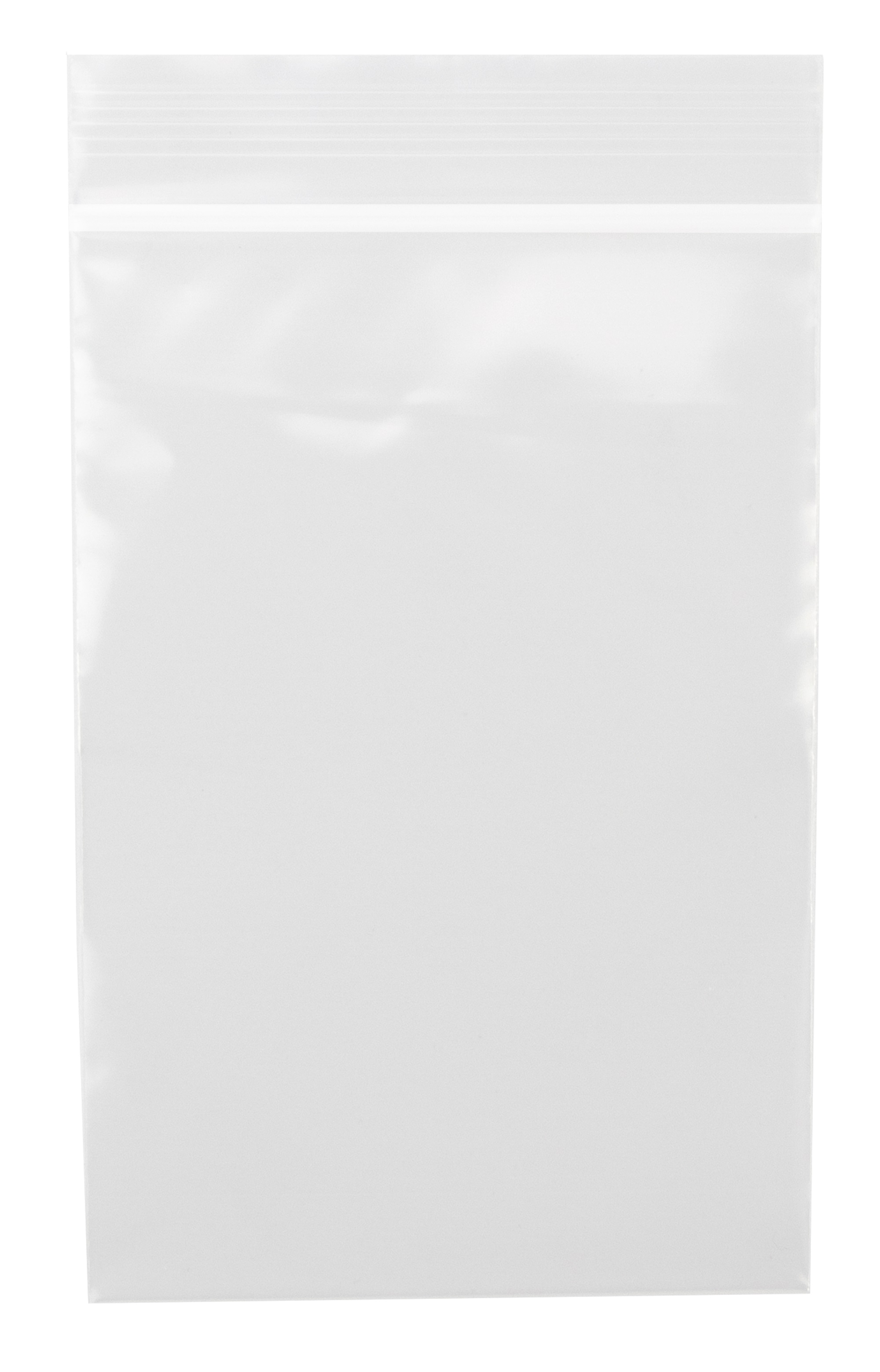 Top Clarity 2mil 100 pack 3 x 5 Ziplock Reclosable Poly Bags